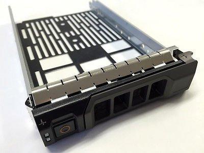 Hihouse 3.5' SAS SATA Hard Drive Tray Caddy for Dell PowerEdge T330, T430, T630, R230, R330, R430, R530, R630, R730, R730XD, R930, Compatible with part# 0KG1CH, KG1CH