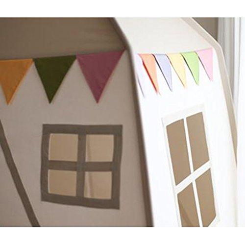 自由の愛@新しいデザインアプリコット色ゲームルーム子供ままごとインド子供テント子供プレイテント子供テント小屋