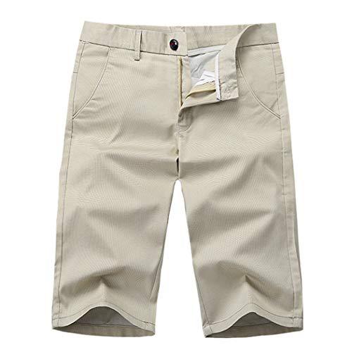 Générique Short DéContracté pour Homme Pantalon Tout-Aller à Porter Au Quotidien