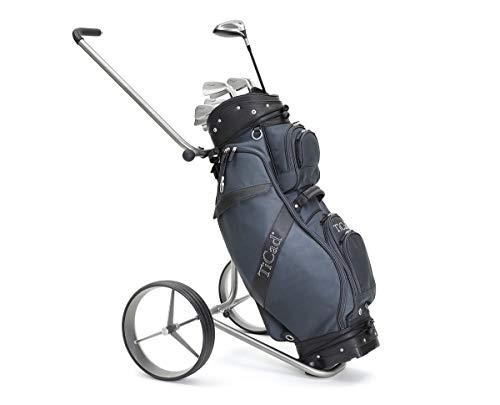 TiCad Star 2 Rad Golftrolley mit Titan Rändern - 7