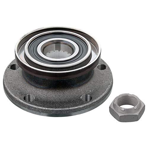febi bilstein 102777 Radlagersatz mit Radnabe und ABS-Impulsring , 1 Stück