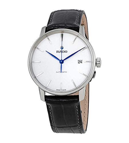 Rado Coupole Classic L Plata Dial Automático Mens Reloj r22860045