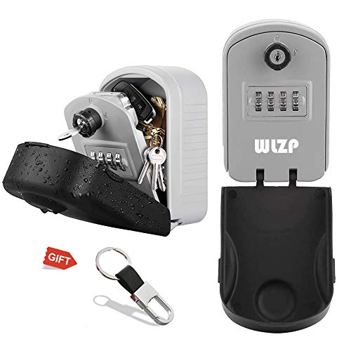 Schlüsseltresor, die Reset Tisch Code, Enthalten Schlüssel zum Passwort Vergessen, Geeignet für Haus, Fabrik, Baustelle Key Storage und Management, Geschenke - 1 Schlüsselbund