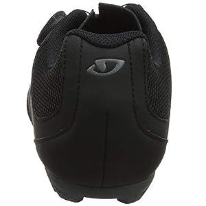 Giro Cylinder Mens Mountain Cycling Shoe − 48, Black (2020)