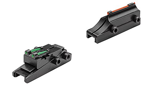 "TRUGLO Pro-Series Magnum Gobble-Dot Sight 3/8"" Red/Green"