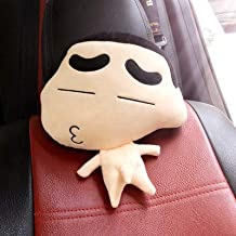 Candice Guo! Super Cute Plush Toy Funny Crayon Shin Chan Doll Car Chair Rest Neck Pillow Creative Birthday 1P U Must Have 4 Year Old Boy Gifts Childrens Favourites