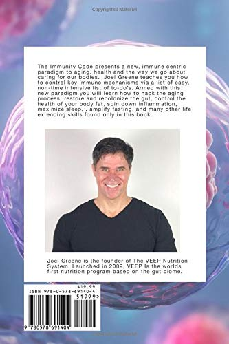 41ErDn3nmHL - The Immunity Code: The New Paradigm for Immune Centric Health and Radical Anti-Aging.