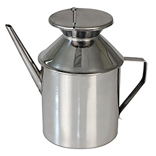 EM Home - Aceitera Clasica - 500 ml -Plata