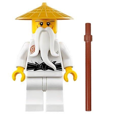 LEGO Ninjago: Sensei Wu con Personal (70596)