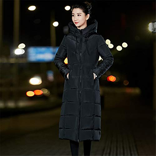 Waniii Hooded Long Winter Jacket Women
