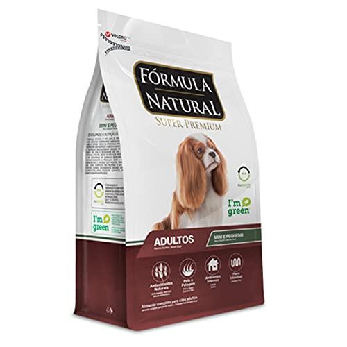 Ração Fórmula Natural para Cães Adultos Raças Mini - 15kg