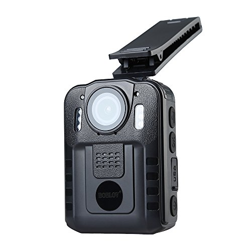 Boblov 1296P HD Security Body Camera Recorder Personal Security Action NT96650