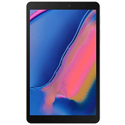 Samsung Galaxy Tab A 8.0' with S Pen (2019) 32GB, 4200mAh Battery, 4G LTE Tablet & Phone (Makes Calls) GSM Unlocked SM-P205, International Model (Wi-Fi + Cellular, Gray)