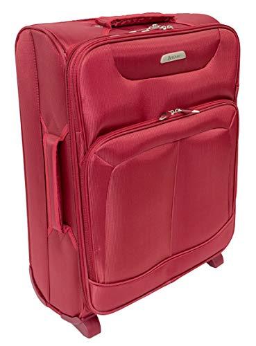 Aerolite - Maleta para equipaje (55 x 40 x 20 cm, 2 ruedas), compatible con Ryanair easyJet British Airways