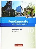 Fundamente der Mathematik 10. Schuljahr - Rheinland-Pfalz - Schuelerbuch