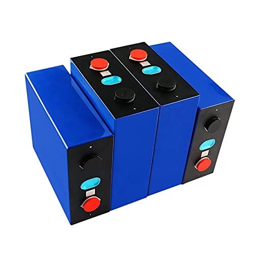 ZOOMLOFT 4PCS 3.2V 280Ah Lifepo4 Batería DIY 12V 24V 48V Paquete De Batería Nueva Versión Celda De Grado A Genuina Totalmente Combinada