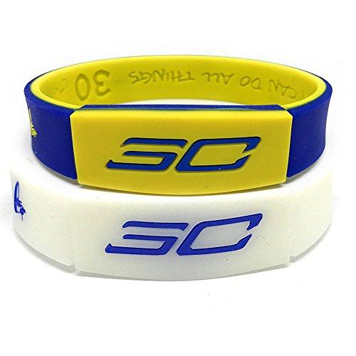 Insane sports Fans REVERSIBLE Silicone Bracelet for Sports Fans - 2PCS