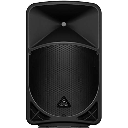 "Behringer B15X 1000 Watt 2 Way 15"" Powered Loudspeaker with Digital Mixer, Wireless Option"