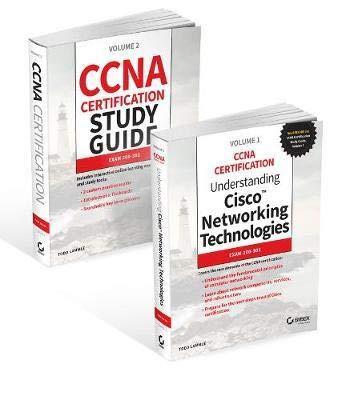 Cisco CCNA Certification, 2 Volume Set: Exam 200-301