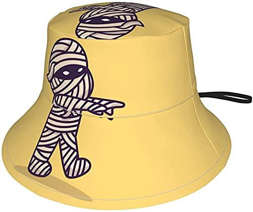 KEROTA Sombrero plegable para niños, bonito oso polar con impresión de Navidad,...