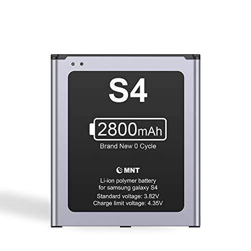 Batteria ZMNT Compatibile con batteria Samsung S4
