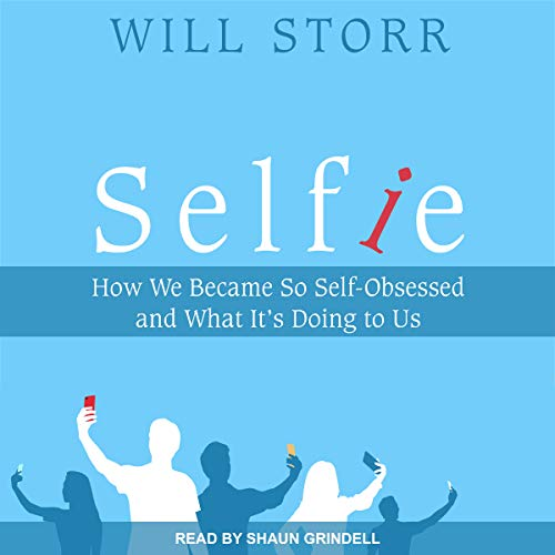 Selfie audiobook cover art