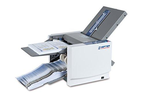 Hefter Systemform TF MEGA-S Falzmaschine mit Schuppenablage bis 6900 Falzungen, licht-/dunkelgrau