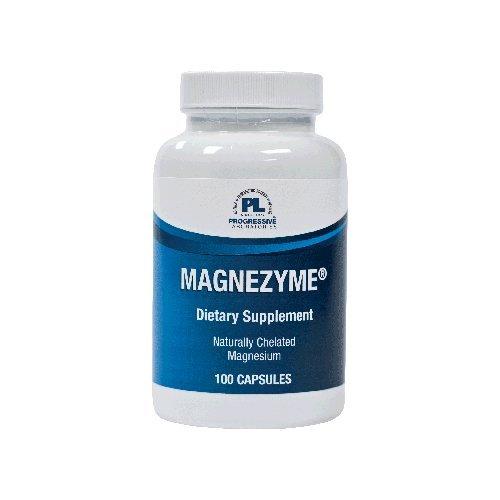 Progressive Labs, Magnezyme 100 caps