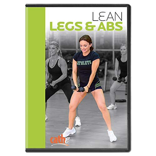 Cathe Friedrich Lean Legs & Abs Lower Body Exercise DVD