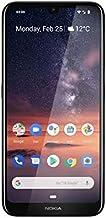 "NOKIA 3.2 Android Smartphone, 3GB RAM, 64GB Memory, 6.26"" HD+ screen, Fingerprint Sensor - Black"