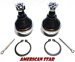 Two (2) American Star 4130 Chromoly Super Heavy Duty ATV Ball Joints For Kawasaki Brute Force 750