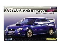 1/24 フジミ インプレッサ WRX 2003/V-Limited