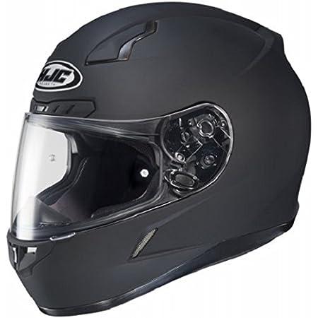 HJC CL-17 Solid Matte Black Helmet size X-Large