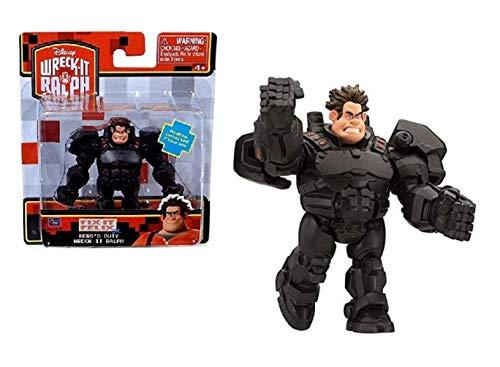 Disney Ralph Spaccatutto Action Figure Hero's Duty Wreck-It Ralph
