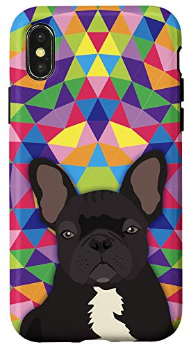 iPhone X/XS French Bulldog Dog Lover Gift Case