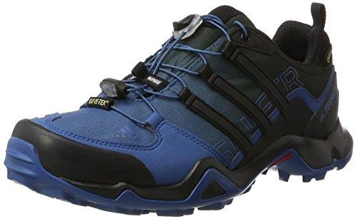 Adidas Terrex Swift R GTX, Zapatillas de Senderismo para Hombre, Azul (Azul/(Azubas/Negbas/Blatiz) 000), 42 EU