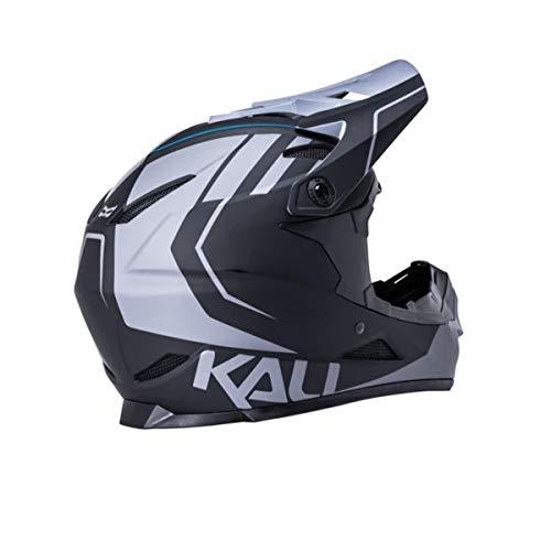 Kali Zoka Helm Herren Black/Grey Kopfumfang 58-61cm 2020 Fahrradhelm