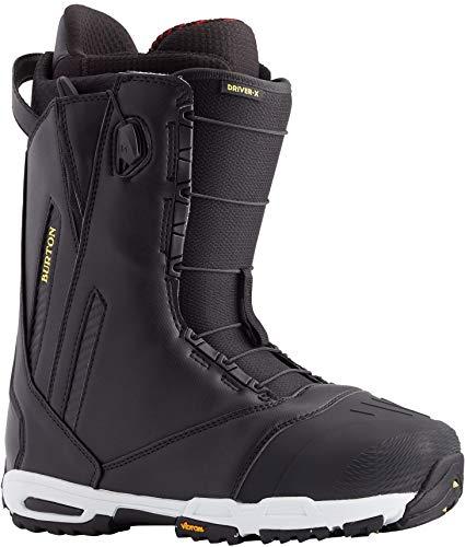 Burton Driver X Mens Snowboard Boots Sz 9.5 Black