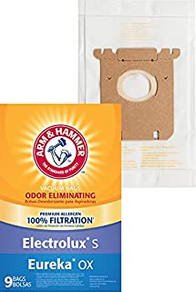Arm & Hammer A&H Electrolux Style S Premium Paper 9 Pk Bag