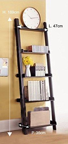 cinius Libreria da appoggio Yat Modello A