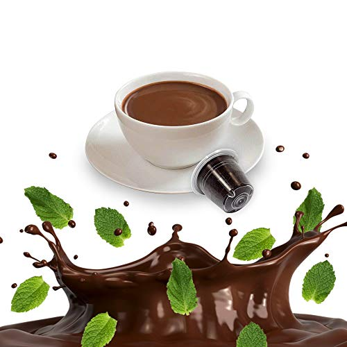 Kickkick After Eight Cioccolato Menta Compatibili Nespresso - 10 Capsule
