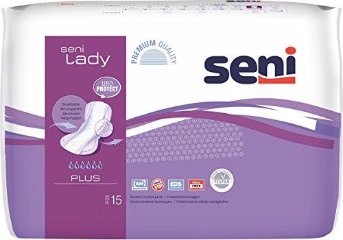 Seni Lady Plus Inkontinenzvorlage (15 Stück)
