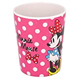 Stor Vaso Gold 270 ML   Minnie Mouse Glam Dots