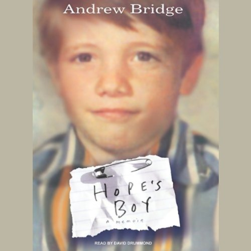 Hope's Boy cover art