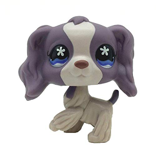 Meetsunshine LPS Toy,Big Ear LPS Dog Toy Loose Cute Figure Doll for Kids Boy Girl Standing Toy