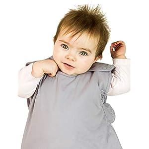 Saco de Dormir de 0,5 Tog para Bebés de 6 a 18 Meses – Shuggs Saco de Dormir Bebé de 0,5 Tog – Cambio de Pañal Fácil…
