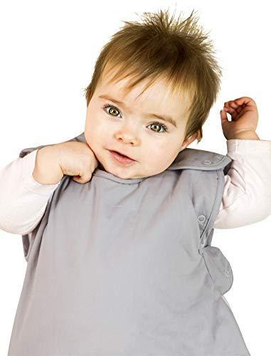 Saco de Dormir de 0,5 Tog para Bebés de 6 a 18 Meses - Shuggs Saco de Dormir Bebé de 0,5 Tog – Cambio de Pañal Fácil – Saco Bebé Unisex de 6 a 18 Meses