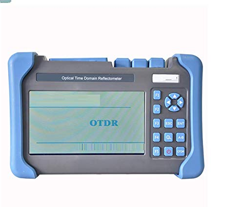 Affordable GAOTek Handheld OTDR with VFL, 1310 nm / 1550 nm wavelengths, 32 dB / 30 dB Dynamic Range...