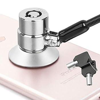 Ordinateur portable ordinateur portable Computer Security Cable Lock Compatible pour PC portables, iMac et d'autres périphériques avec logement de verrouillage