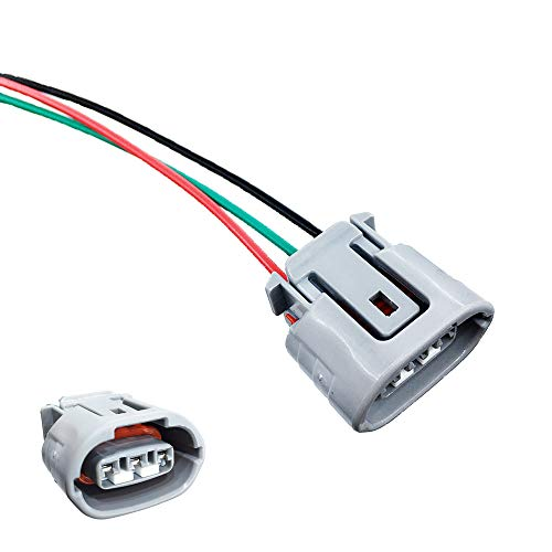 XtremeAmazing Alternator Repair Plug Harness Connector For Mazda Nissan Subaru Ford Mercury